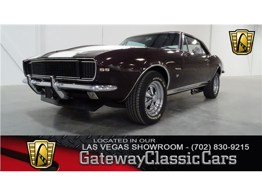 1967 Chevrolet Camaro for sale in Las Vegas, Nevada 89118
