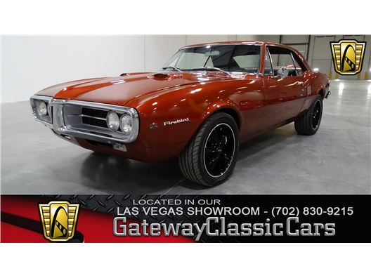1967 Pontiac Firebird for sale in Las Vegas, Nevada 89118