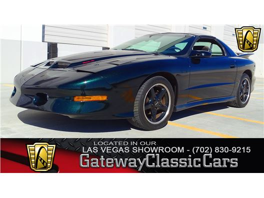 1996 Pontiac Trans Am for sale in Las Vegas, Nevada 89118