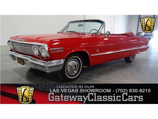 1963 Chevrolet Impala for sale in Las Vegas, Nevada 89118