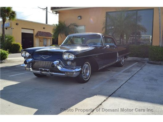 1957 Cadillac Eldorado Brougham for sale in Deerfield Beach, Florida 33441