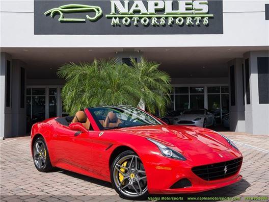 2017 Ferrari California T for sale in Naples, Florida 34104