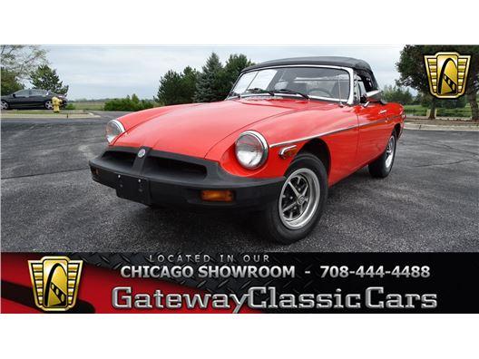 1979 MG MGB for sale in Crete, Illinois 60417