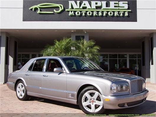 2004 Bentley Arnage R for sale in Naples, Florida 34104