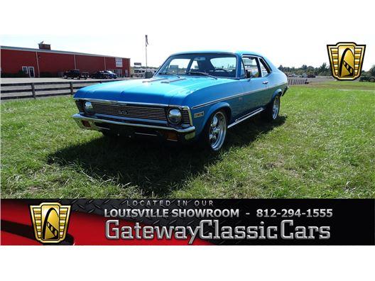 1972 Chevrolet Nova for sale in Memphis, Indiana 47143