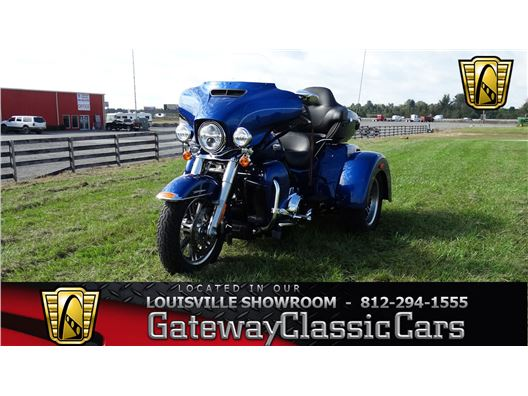 2017 Harley-Davidson FLHTCUTG for sale in Memphis, Indiana 47143