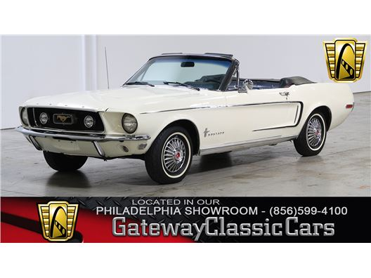1968 Ford Mustang for sale in West Deptford, New Jersey 8066