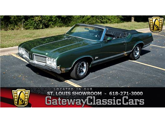 1970 Oldsmobile Cutlass for sale in OFallon, Illinois 62269