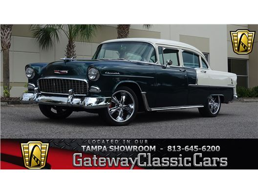 1955 Chevrolet 210 for sale in Ruskin, Florida 33570