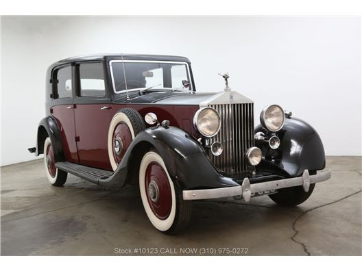 1936 Rolls-Royce 25/30 for sale in Los Angeles, California 90063