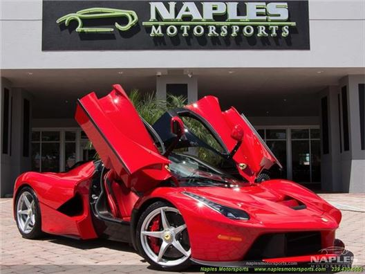 2015 Ferrari LaFerrari for sale in Naples, Florida 34104