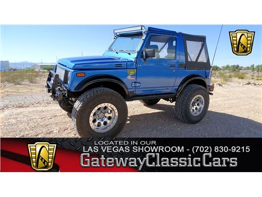 1987 Suzuki Samurai for sale in Las Vegas, Nevada 89118