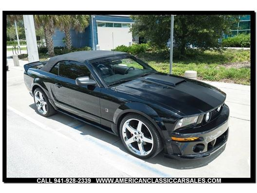 2006 Ford Mustang for sale in Sarasota, Florida 34232