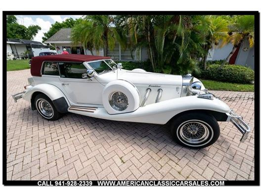 1982 Excalibur Phaeton for sale in Sarasota, Florida 34232