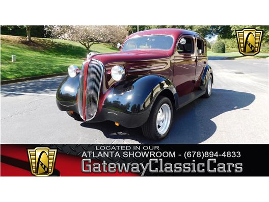 1937 Plymouth Deluxe for sale in Alpharetta, Georgia 30005