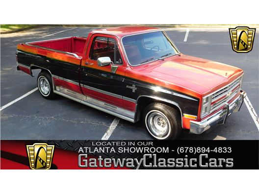 1985 Chevrolet C10 for sale in Alpharetta, Georgia 30005