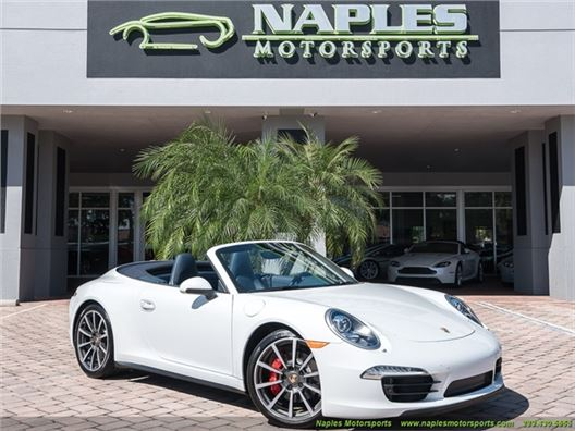 2014 Porsche 911 Carrera 4 S for sale in Naples, Florida 34104