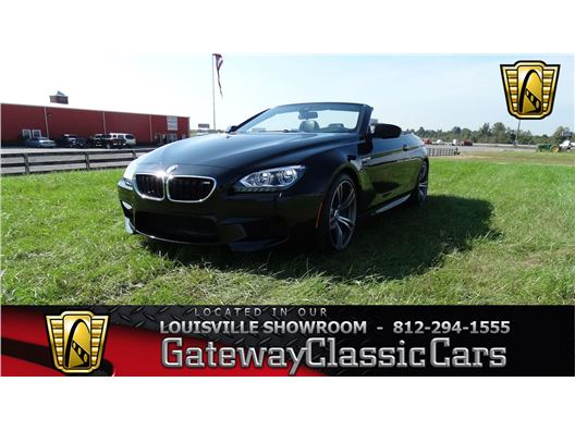 2014 BMW M6 for sale in Memphis, Indiana 47143