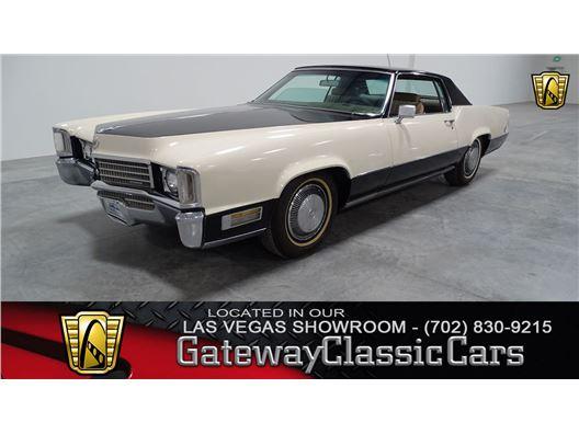 1970 Cadillac Eldorado for sale in Las Vegas, Nevada 89118