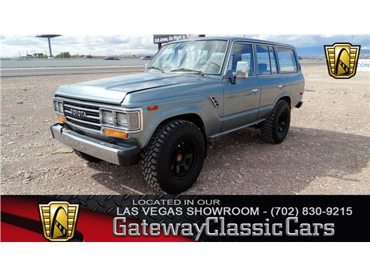 1988 Toyota Land Cruiser for sale in Las Vegas, Nevada 89118