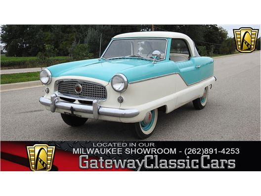 1957 Nash Metropolitan for sale in Kenosha, Wisconsin 53144