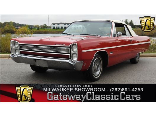 1968 Plymouth Fury for sale in Kenosha, Wisconsin 53144