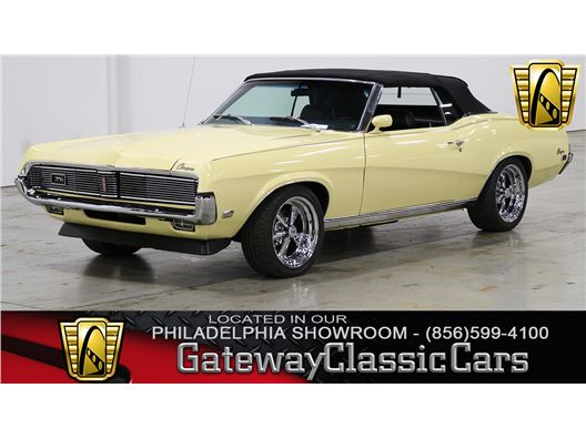 1969 Mercury Cougar for sale in West Deptford, New Jersey 8066