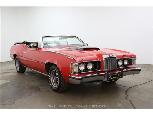 1973 Mercury Cougar for sale in Los Angeles, California 90063