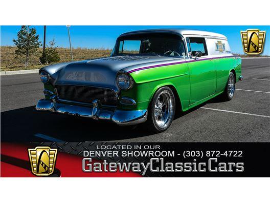 1955 Chevrolet Sedan Delivery for sale in Englewood, Colorado 80112