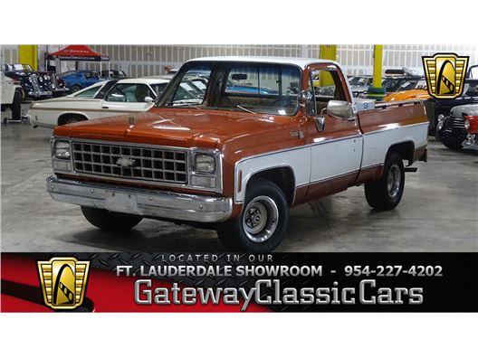 1980 Chevrolet Silverado for sale in Coral Springs, Florida 33065