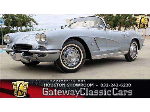 1962 Chevrolet Corvette for sale in Houston, Texas 77090