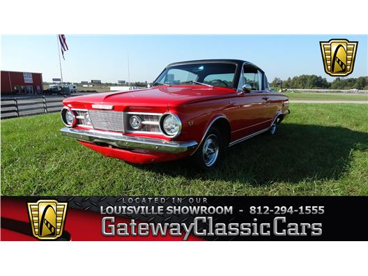 1965 Plymouth Barracuda for sale in Memphis, Indiana 47143