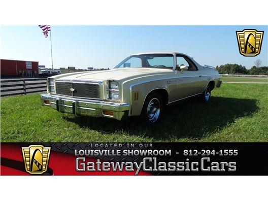 1976 Chevrolet El Camino for sale in Memphis, Indiana 47143