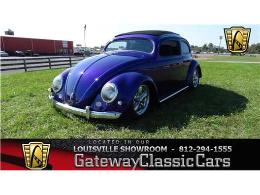 1956 Volkswagen Beetle for sale in Memphis, Indiana 47143