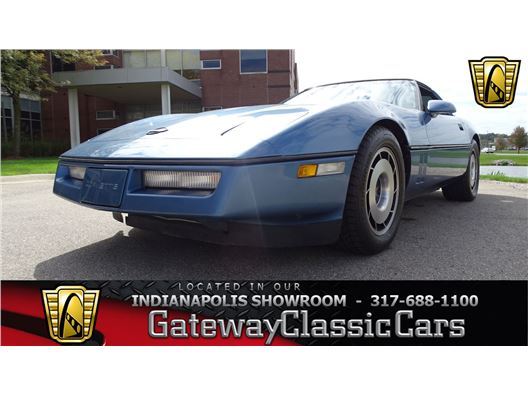 1985 Chevrolet Corvette for sale in Indianapolis, Indiana 46268