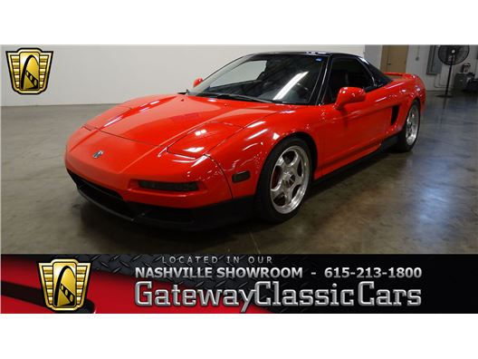 1992 Acura NSX-T for sale in La Vergne