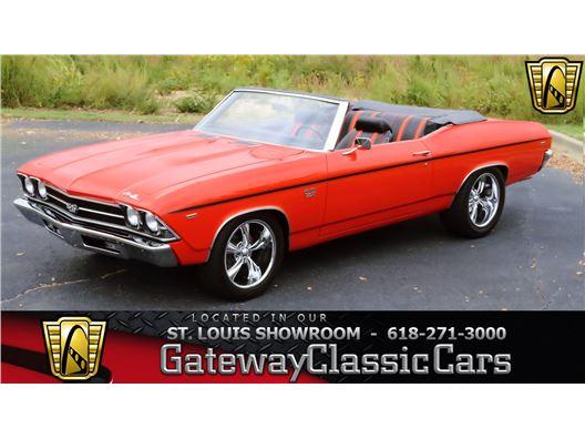 1969 Chevrolet Chevelle for sale in OFallon, Illinois 62269