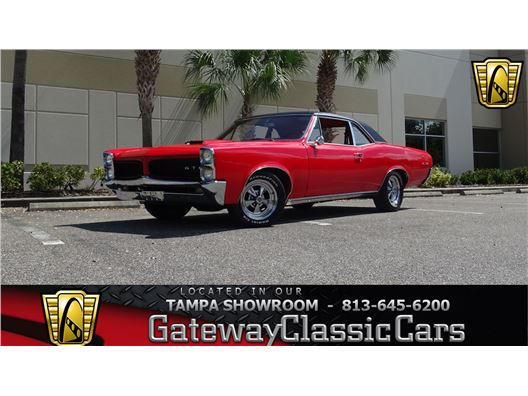 1966 Pontiac LeMans for sale in Ruskin, Florida 33570