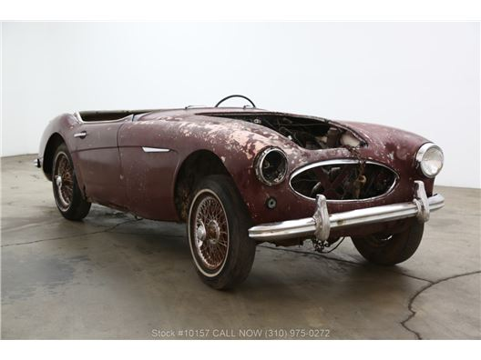 1957 Austin-Healey 100-6 for sale in Los Angeles, California 90063