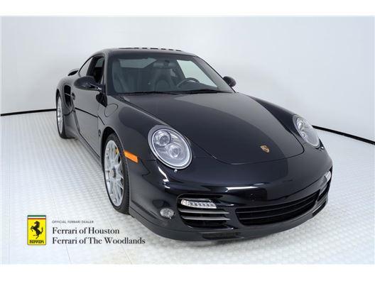 2011 Porsche 911 Turbo S for sale in Houston, Texas 77057