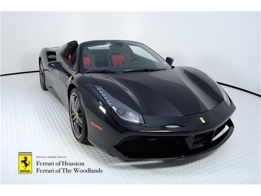 2018 Ferrari 488 Spider for sale in Houston, Texas 77057
