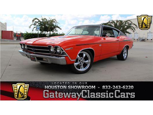 1969 Chevrolet Chevelle for sale in Houston, Texas 77090