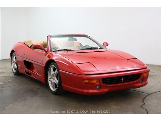 1999 Ferrari F355 for sale in Los Angeles, California 90063