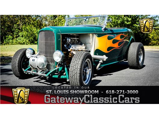 1932 Ford Rodster for sale in OFallon, Illinois 62269