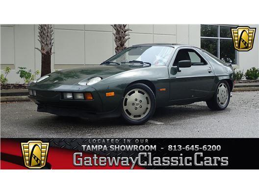 1980 Porsche 928 for sale in Ruskin, Florida 33570