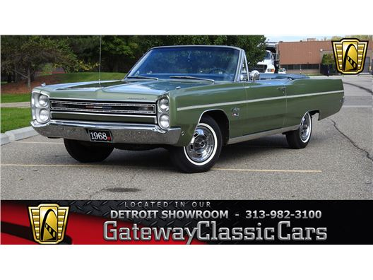 1968 Plymouth Fury for sale in Dearborn, Michigan 48120