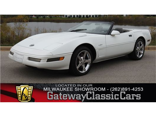 1995 Chevrolet Corvette for sale in Kenosha, Wisconsin 53144