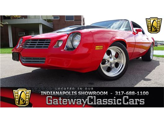1979 Chevrolet Camaro for sale in Indianapolis, Indiana 46268