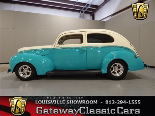 1940 Ford Sedan for sale in Memphis, Indiana 47143