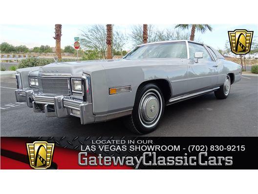 1977 Cadillac Eldorado for sale in Las Vegas, Nevada 89118